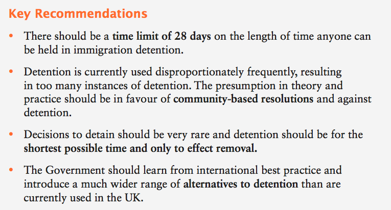 Detention-Inquiry-key-recommendations