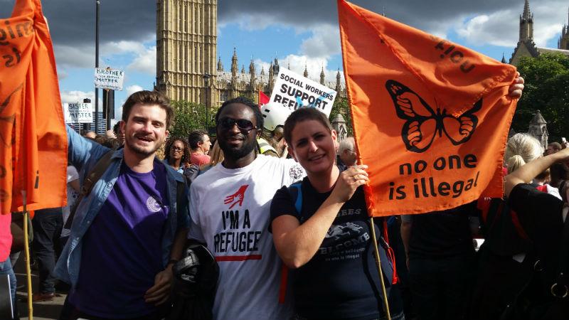 refugeeswelcomeparliament