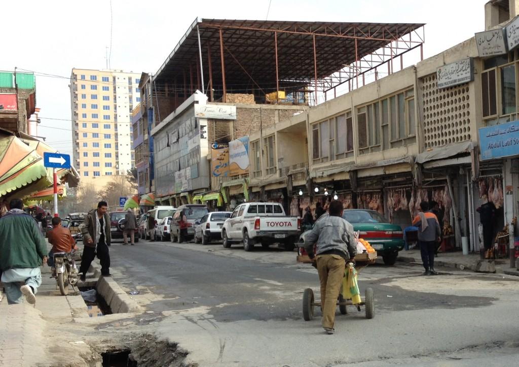 Kabul street2