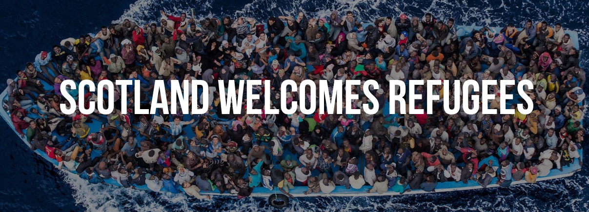 scotlandwelcomesrefugees