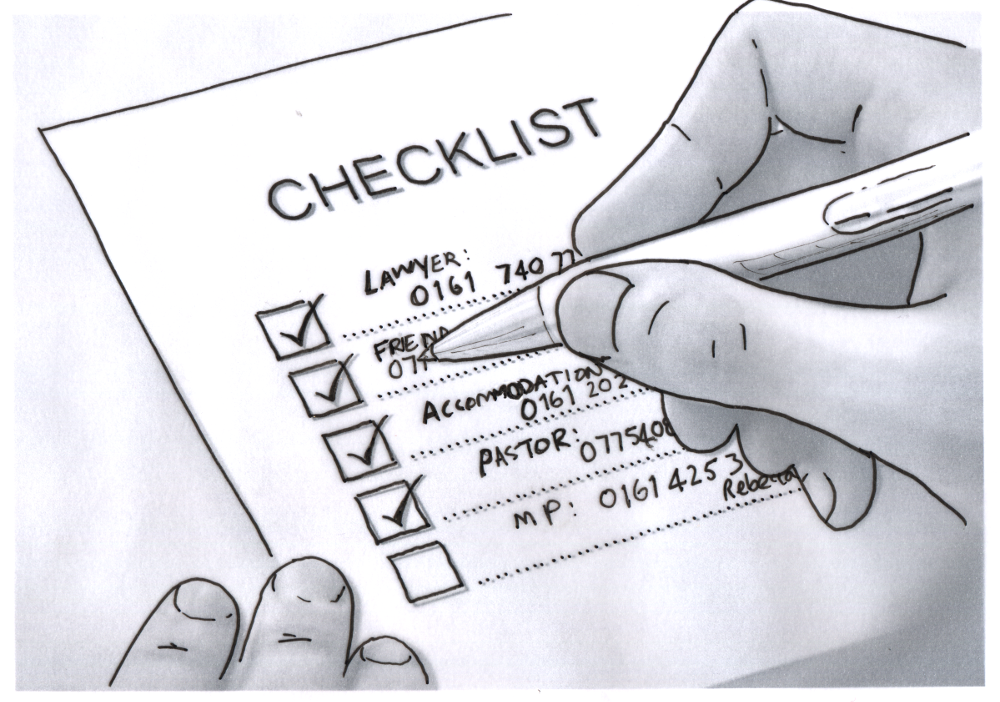 checklist-sml