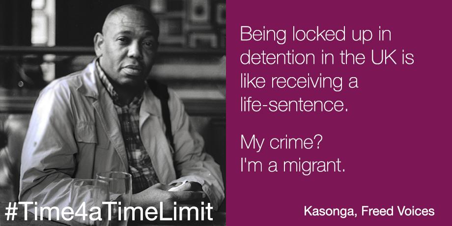 Kasonga, Freed Voices