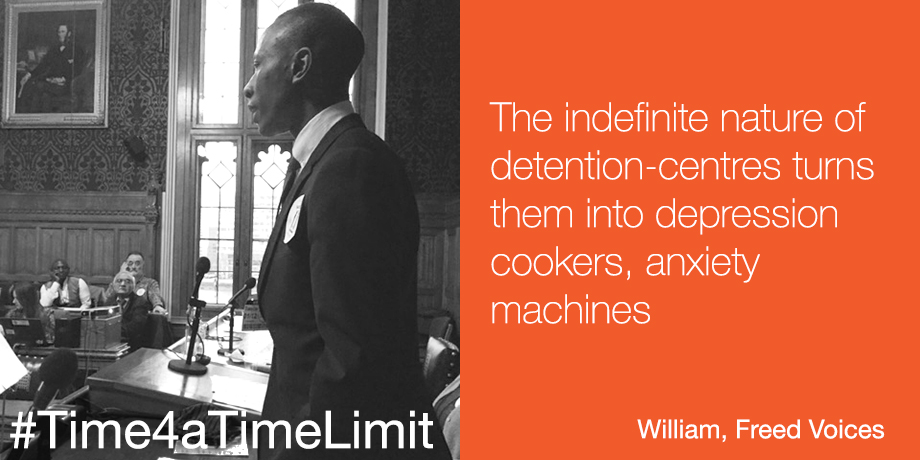 William, Freed Voices